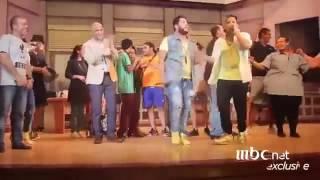 الدخلاوية من مسرح مصر في عيد ميلاد النجم اشرف عبدالباقي