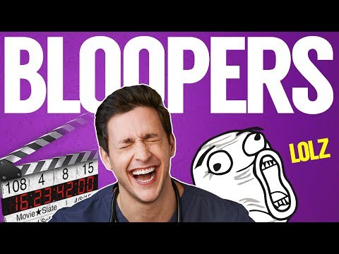 FUNNIEST Bloopers 2018! | Wednesday Checkup