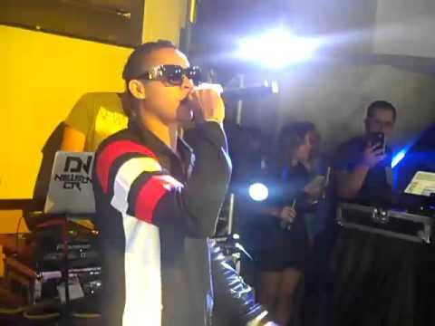 EL ROOKIE EN CONCIERTO  & DJ ACON THE VETERAN @ HEREDIA COSTA RICA