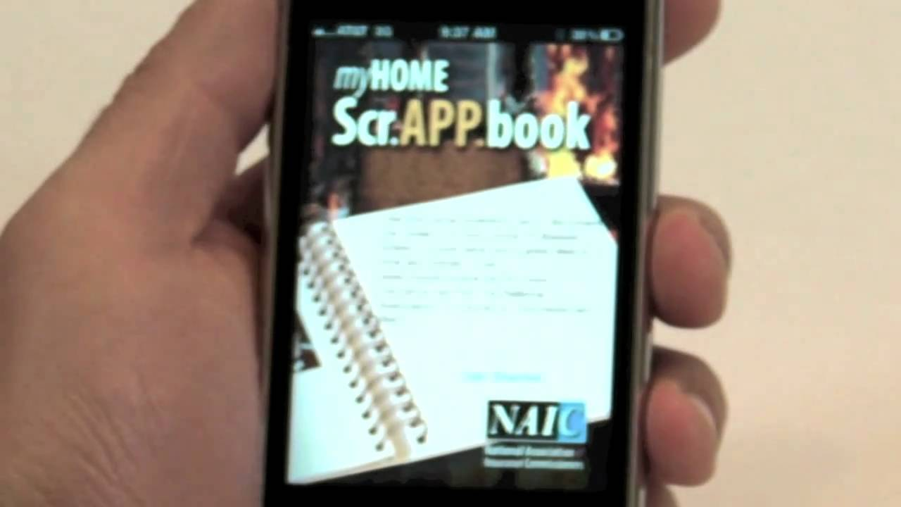 MyHOME Scr APP book FREE Home Inventory iPhone App