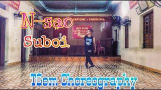 N-sao - Suboi | TGem Choreography