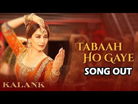 Tabaah Ho Gaye - Kalank | Madhuri Dixit redefines grace with her perfect moves