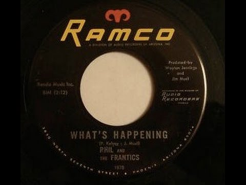 Phil and The Frantics - What's Happening