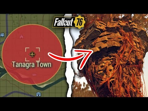 Fallout 76 | What Happens if You Nuke Mysterious Tanagra Town? (Fallout 76 Secrets) thumbnail