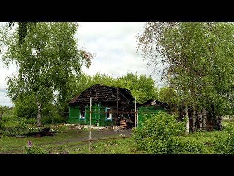 Семье погорельцев из Тамбовской области требуется помощь