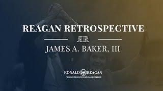 Reagan Retrospective Ep  9. (Season 3) — James A. Baker, III
