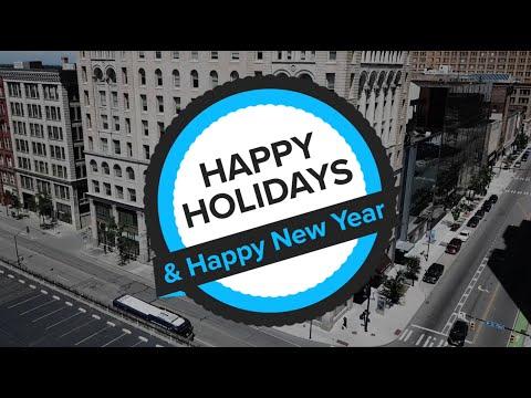 2020 Happy Holidays from CGI