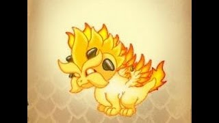 How to Breed a Sun Dragon | Dragon Vale
