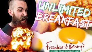 THE ALL YOU CAN EAT FRANKIE & BENNY'S BREAKFAST | The Chronicles of Beard Ep.73 streaming