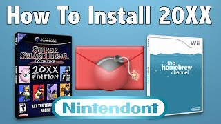 How To Install 20XX On Wii (Homebrew/Nintendont/20XX) ANY VERSION