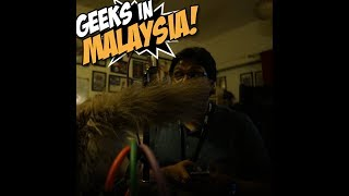 "Geeks In Malaysia Archives: Episode 18 - ""Uma 2: Electric Boogaloo"""