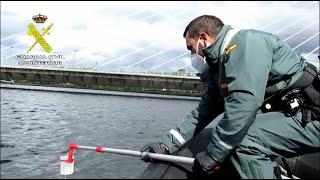 """Investigación concluye que la mortandad de peces en el Río Lérez """"fue selectiva"""""""