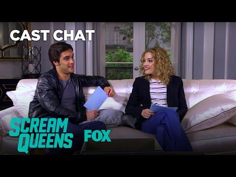 Between 2 Queens: Diego & Skyler | Season 1 | SCREAM QUEENS