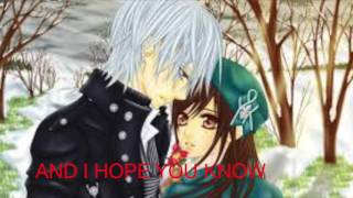 Nightcore - Say you won't let go
