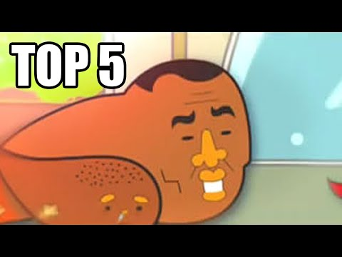 TOP 5 - Nejpodivnějších anime seriálů