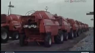 1991 год. Попытка контрабанды  комбайнов