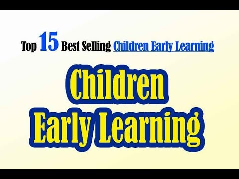 Early Learning Books for Children & Young Adults - Latest Early Learning Books for Children