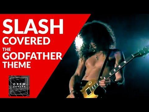 Slash covered The Godfather theme