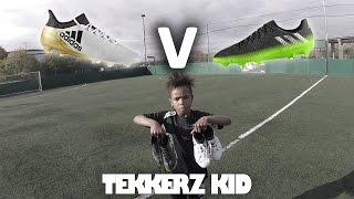 Insane adidas review | play test!! | tekkerz kid