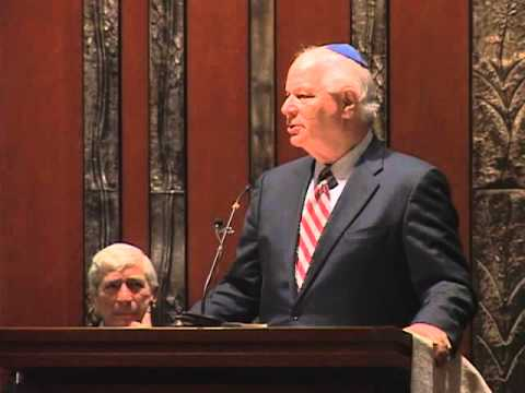 Senator Ben Cardin at Israel Under Siege