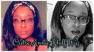 Outre Annie Half Wig (Review)