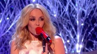 Kylie Minogue - Winter Wonderland (The Graham Norton Show 2015)