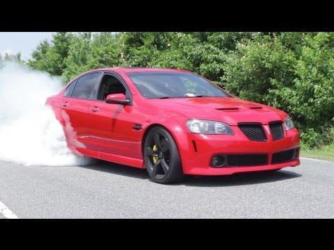 505 HP All Motor G8! Pontiac G8 Review