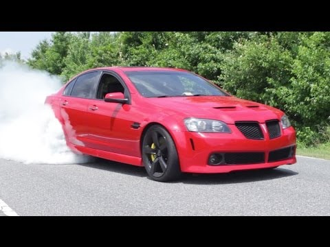 11 21 Our Lashway Motorsports G8 Gt With Lsa Er You Pontiac 0 60 Times 2006 Gto Ls2