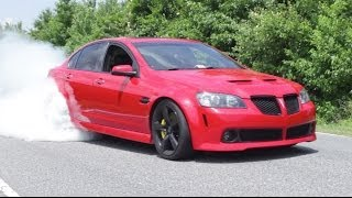 505 HP All Motor G8! Pontiac G8 Review