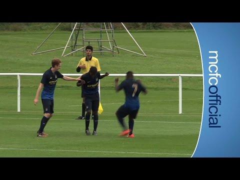 CELINA FREE KICK SPECIAL | Blackburn Rovers 1-4 City U18