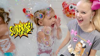 Biggest BUBBLE BATH with JOJO SIWA!