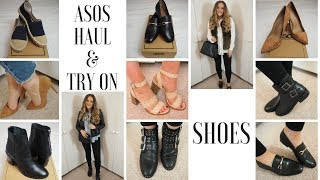 ASOS HAUL & TRY ON | NEW IN SHOES FOR APRIL 2018