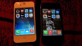 SLOW DOWN! iOs 8.1.1 vs iOs 7.1.2 on iPhone 4s
