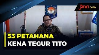 Mendagri Tito Karnavian, Tegur 53 Petahana Calon Kepala Daerah - JPNN.com