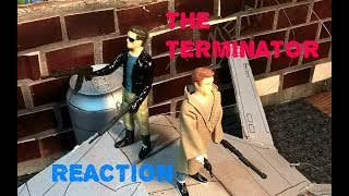 The Terminator Reaction Figures Review - T800 and Kyle Reese