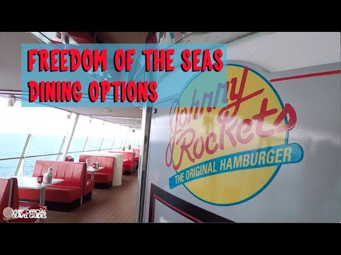 dining-on-a-cruise-ship:-what's-included?-royal-caribbean-freedom-of-the-seas
