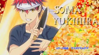 Food Wars! Shokugeki no Soma - Opening OP 2 [Song: Rising Rainbow by Misokkasu]