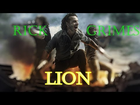 The Walking Dead   Rick Grimes Tribute   Lion   Hollywood Undead