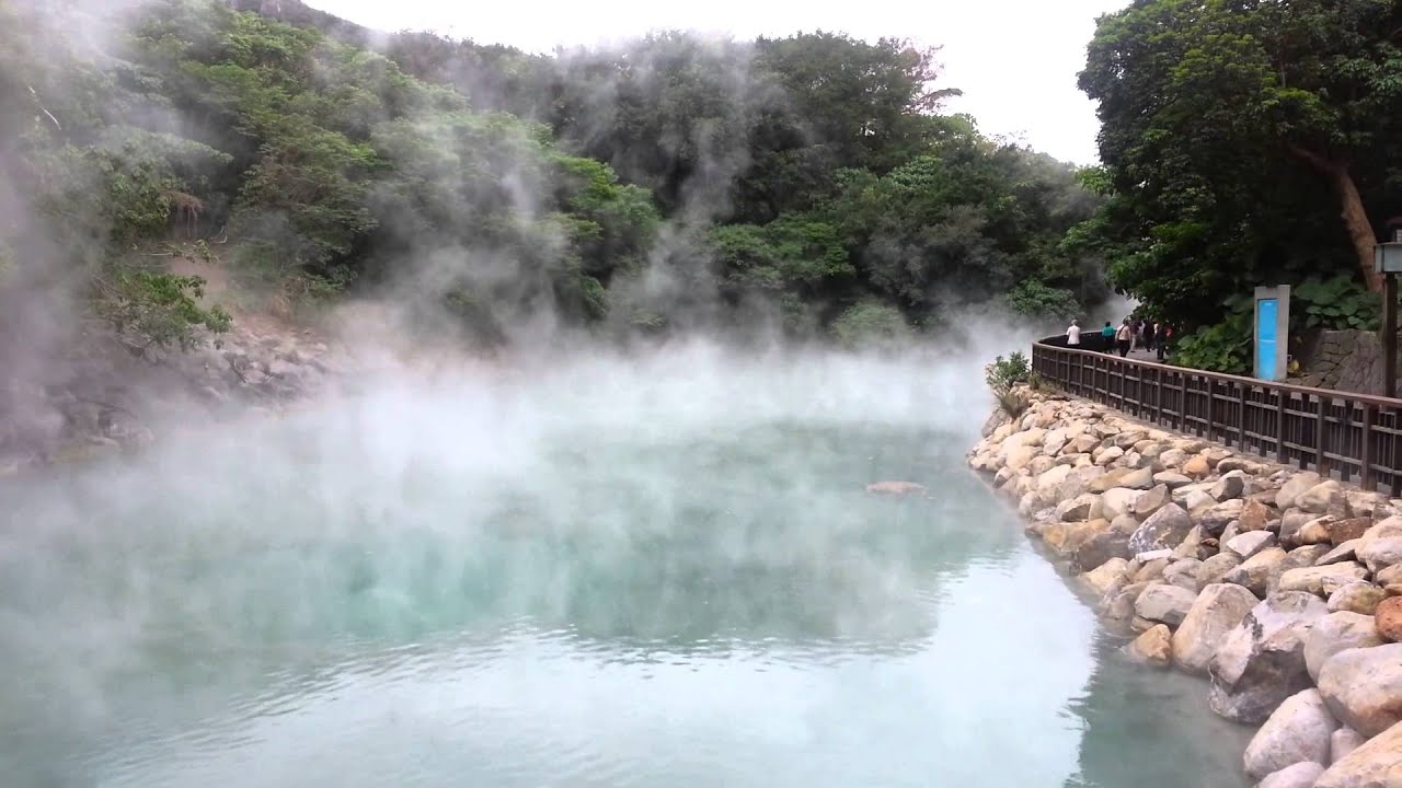 Lisong hot spring, Taitung, East #Taiwan   Taiwan hot