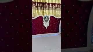 Pakistan karachi new style wedding furniture