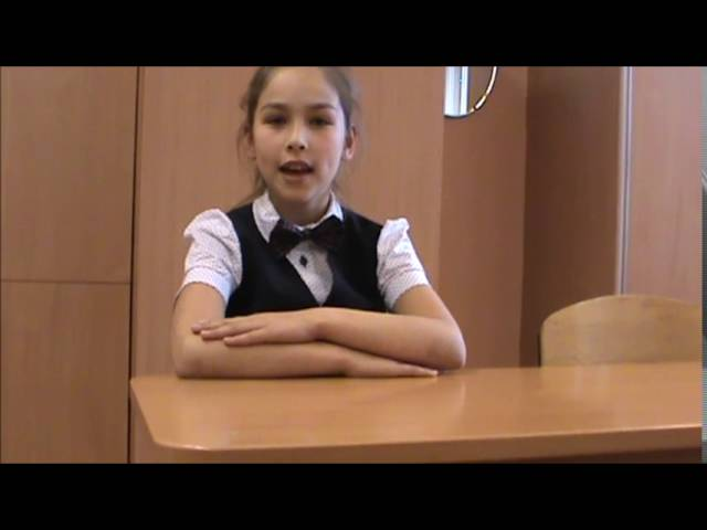 Юлия Гималтдинова читает произведение «Слово» (Бунин Иван Алексеевич)
