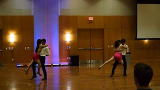 Texas Latin Dance Performance Team- Salsa and Bachata