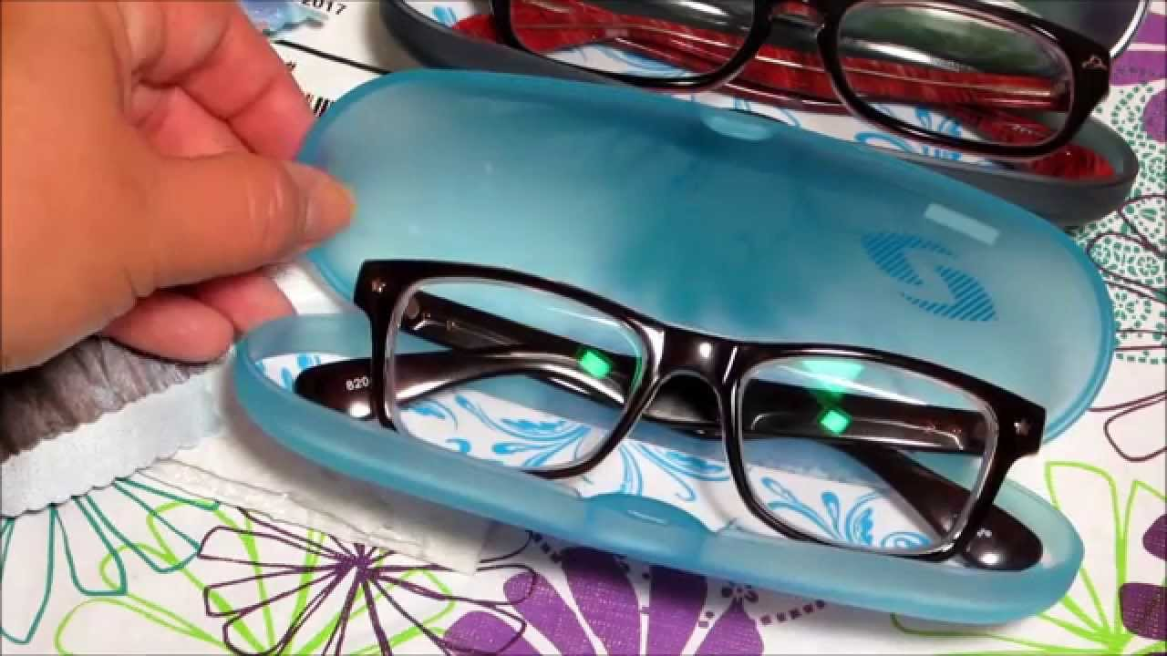 0acab3733d8 Zenni Optical Rocks - Mini Review of my new glasses from Zenni Optical -  YouTube
