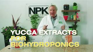 Harley Smith w/ 60 Second Tip: Yucca Extract for Biohydroponics