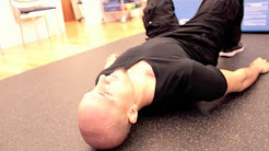 Living Well Medical: Lacrosse Ball use for Upper Back and Neck Pain