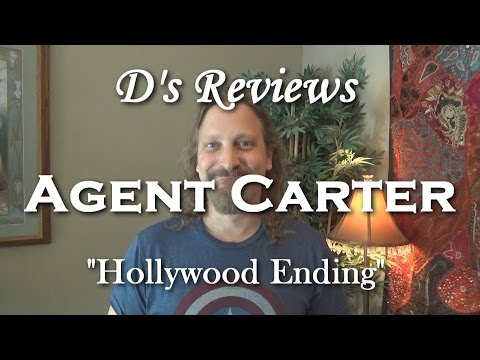 "Agent Carter Season 2 Episode 10: ""Hollywood Ending"" - D's Reviews"