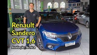 Renault Sandero CVT 1,6: avaliação técnica do modelo 2020 | Avaliação |  Best Cars