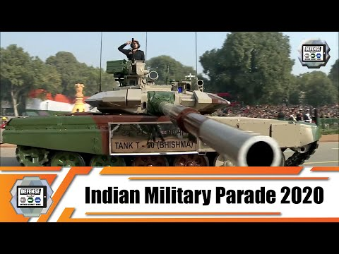 Analysis Technical Review Combat Vehicles Equipment India Army Republic Day Military Parade 2020