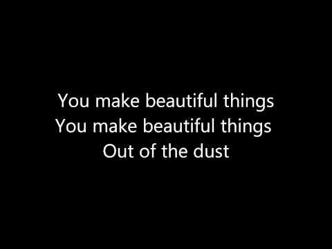 Beautiful Things - Gungor Lyric's Video