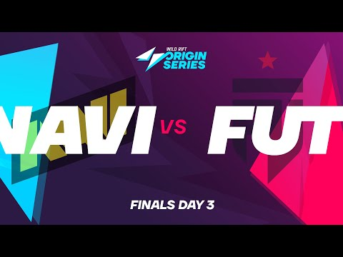 WR:OS July Cup Finals Day 3 NAVI vs FUT - Group B